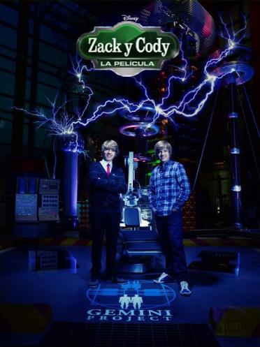 Zack y Cody: La película