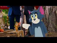 """""""Tom y Jerry"""". Podrían acabar con toda la ciudad. Oficial Warner Bros"""