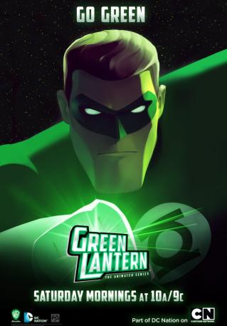Linterna Verde: La serie animada