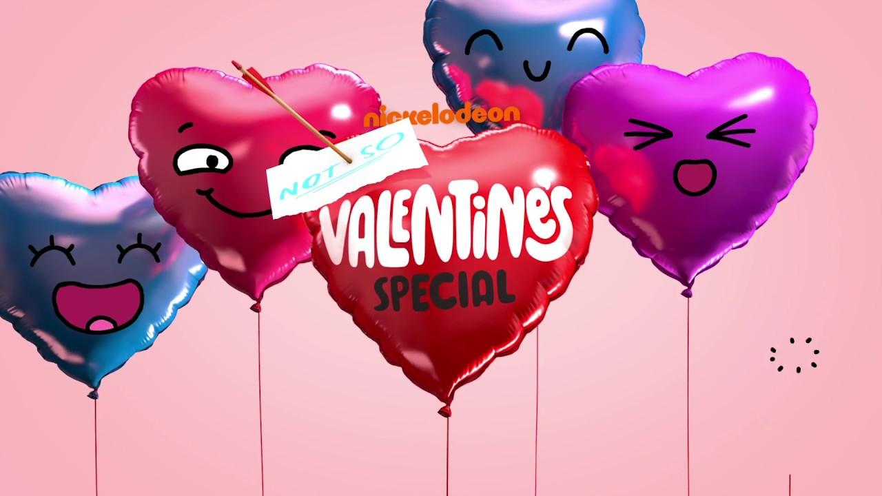 Especial No Muy San Valentín de Nickelodeon