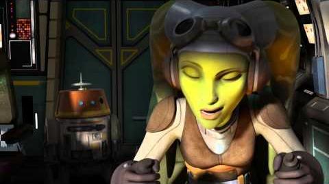 La Máquina en el Fantasma - Star Wars Rebels-1