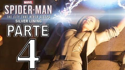 Spider-Man Silver Lining Gameplay en Español Latino Parte 4 - No Comentado (PS4 Pro)
