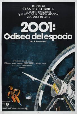 2001: Odisea en el espacio