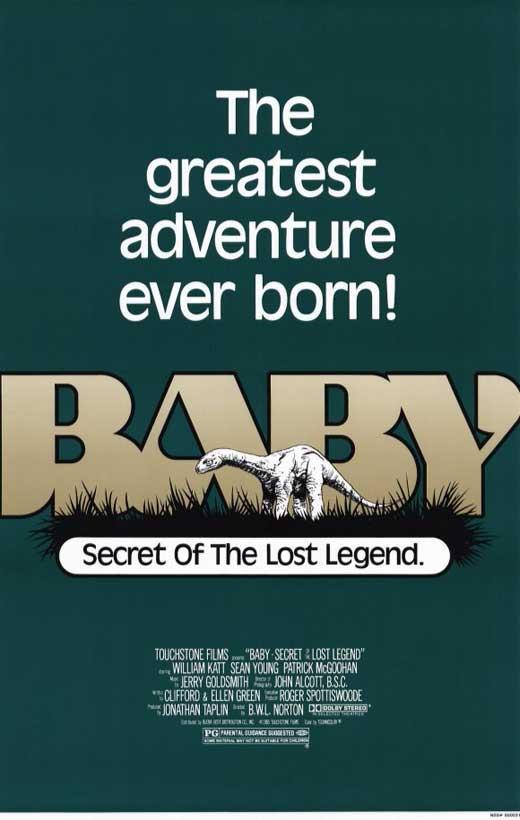 Baby, el secreto de la leyenda perdida