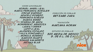 Creditos de doblaje The Loud House ESLA (S324-2)