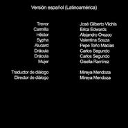 Credits(ep.3 temp.2) Castlevania
