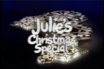 El programa especial de navidad con Julie