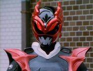 Psycho Red Ranger