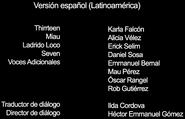 ScissorSeven Credits(ep. 3)