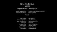Créditos doblaje New Amsterdam (temp. 2 ep. 3)
