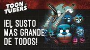 FNAF Help Wanted - ¡Sustos en Realidad Virtual! Toontubers Cartoon Network