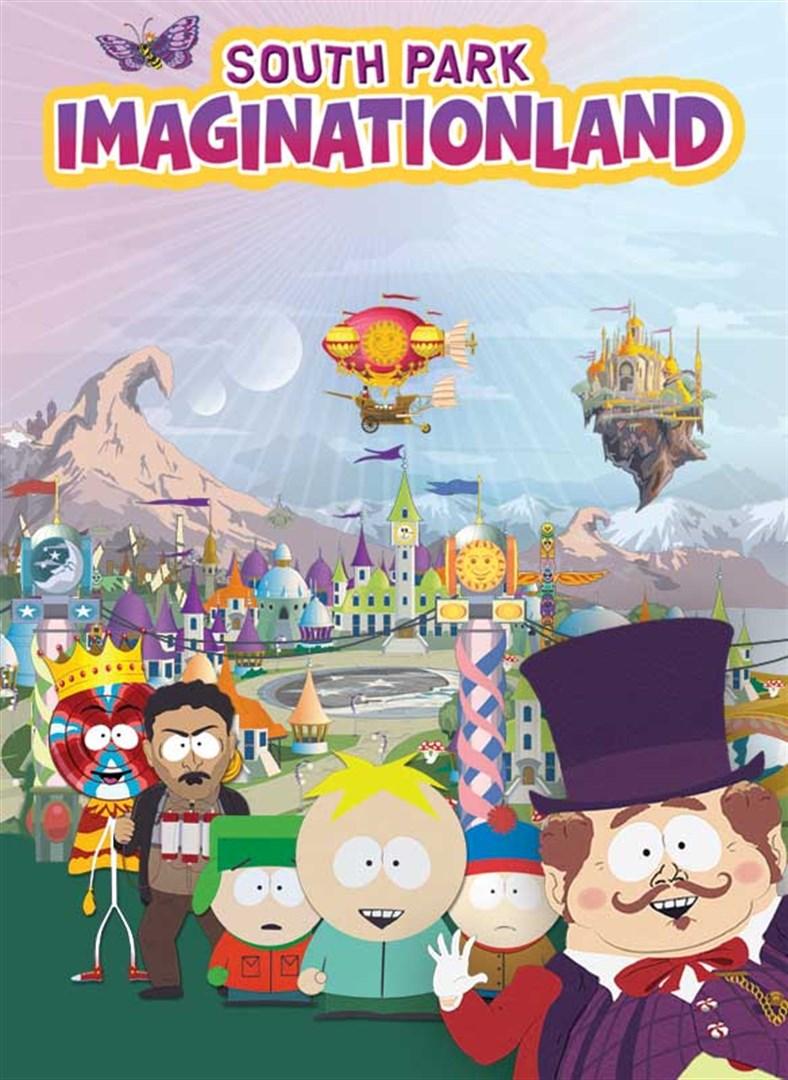South Park: Imaginaciónlandia