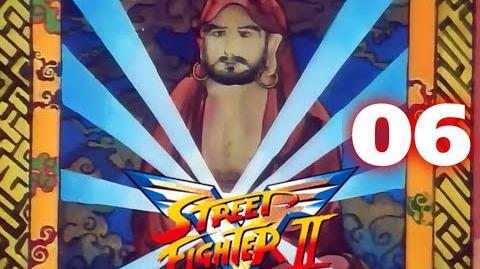 Street Fighter II V - CAP.06. El secreto de las artes marciales