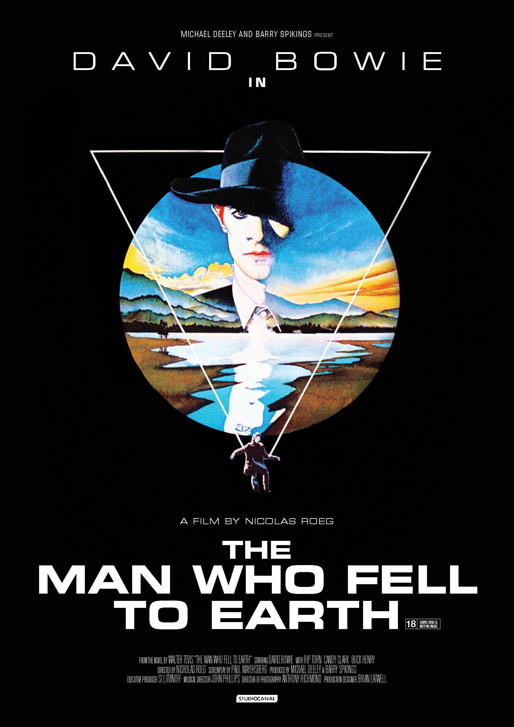 El hombre que cayó a la Tierra