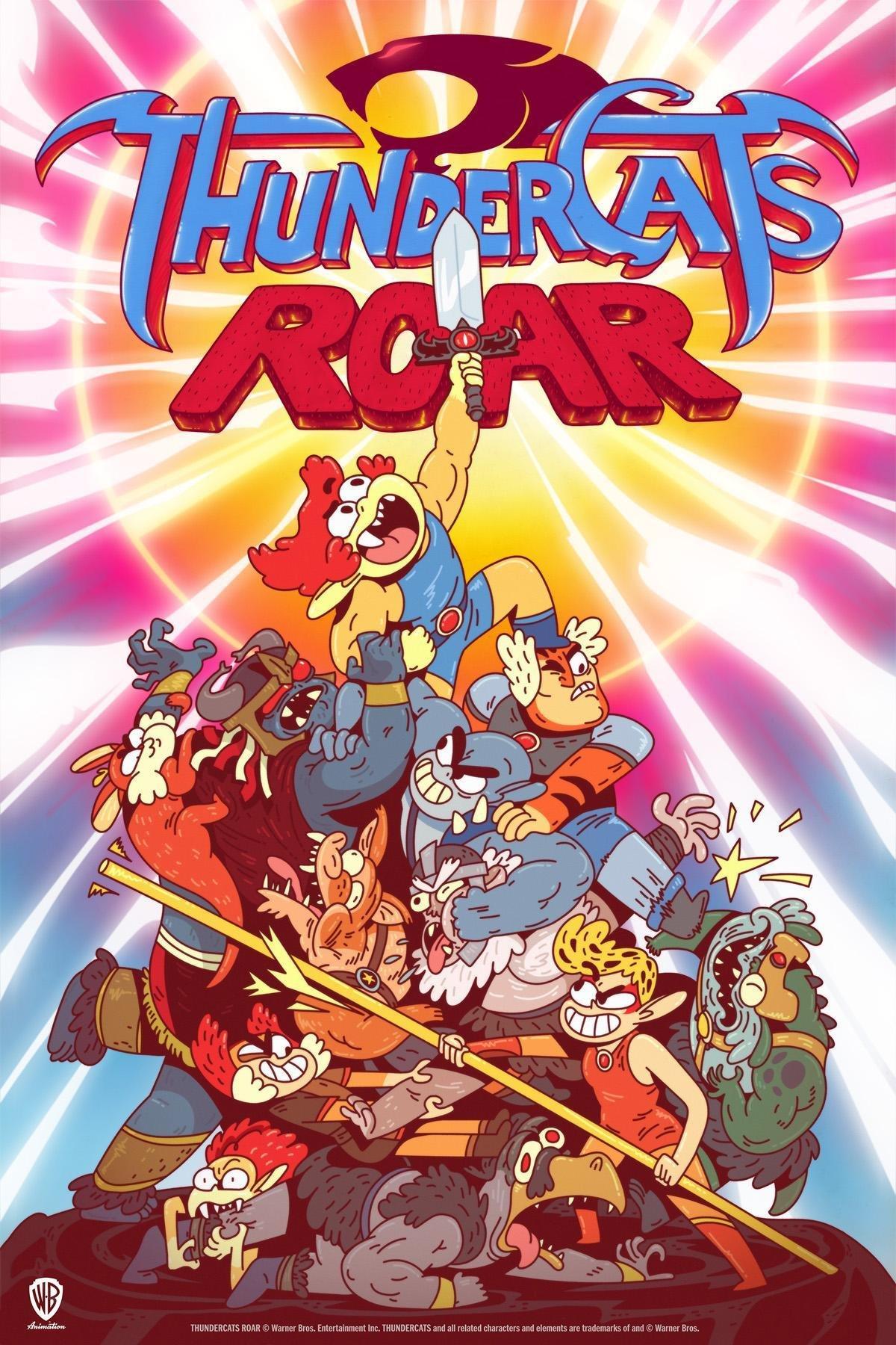 Carlitos454/Propuesta de doblaje: Thundercats Roar