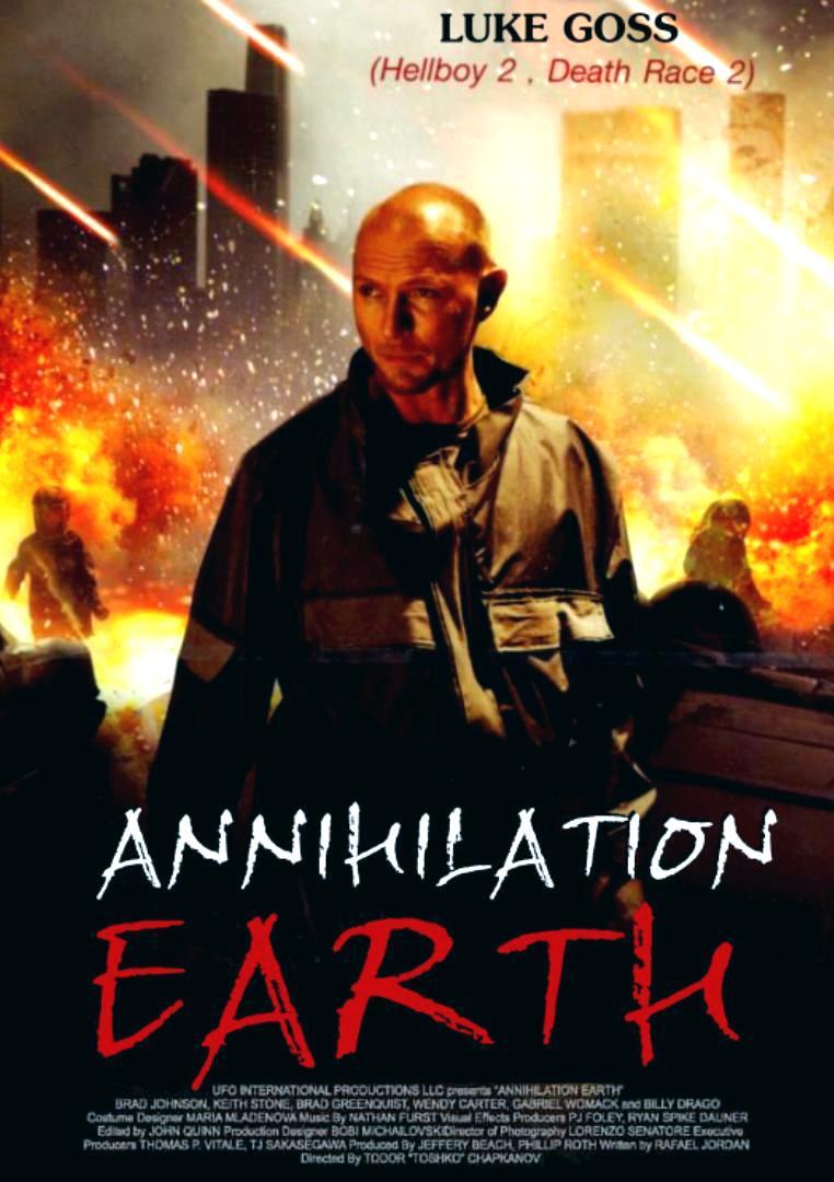 La aniquilación de la Tierra