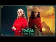 Danna Paola participará en RAYA Y EL ÚLTIMO DRAGÓN, la nueva película de Disney