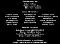 Doblaje Latino de Gravity Falls Una Verano de Misterios (Cortos)