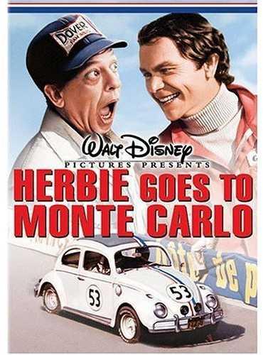 Herbie va a Montecarlo