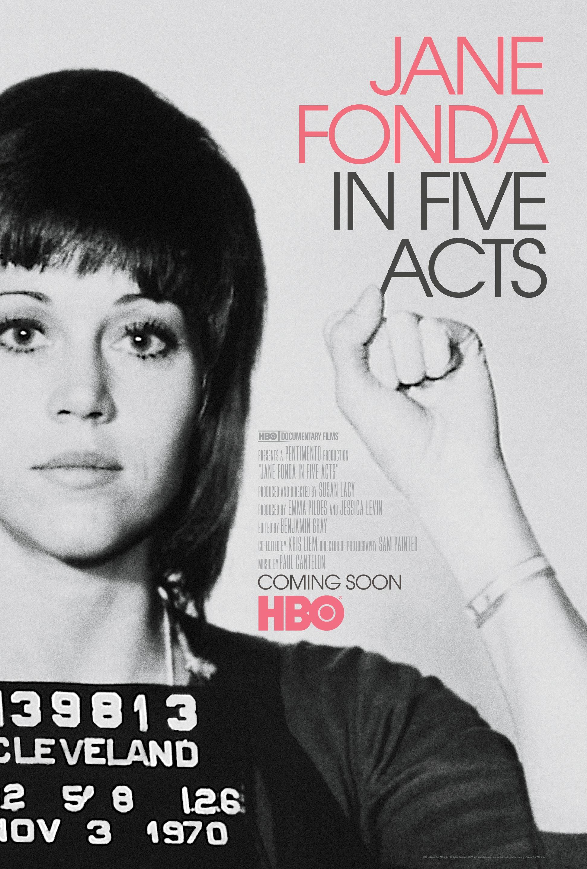 Jane Fonda en cinco actos