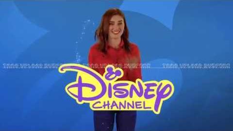 Meg Donnelly (ZOMBIES) - Estás viendo Disney Channel Latinoamérica - Bumper