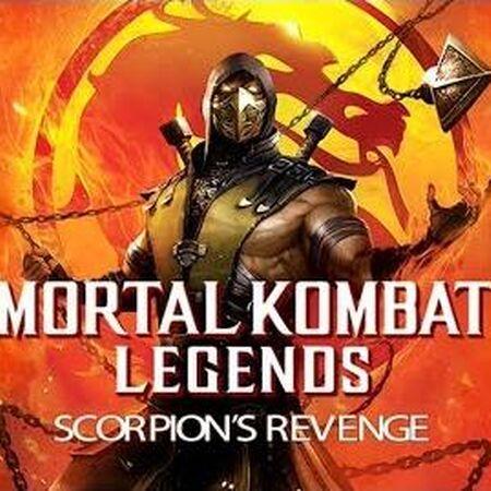 Mortal Kombat Scorpion's Revenge Trailer en Español Latino