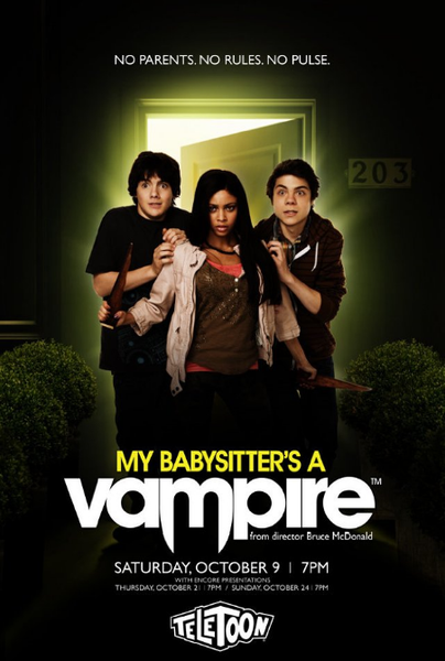 Mi niñera es una vampira: La película