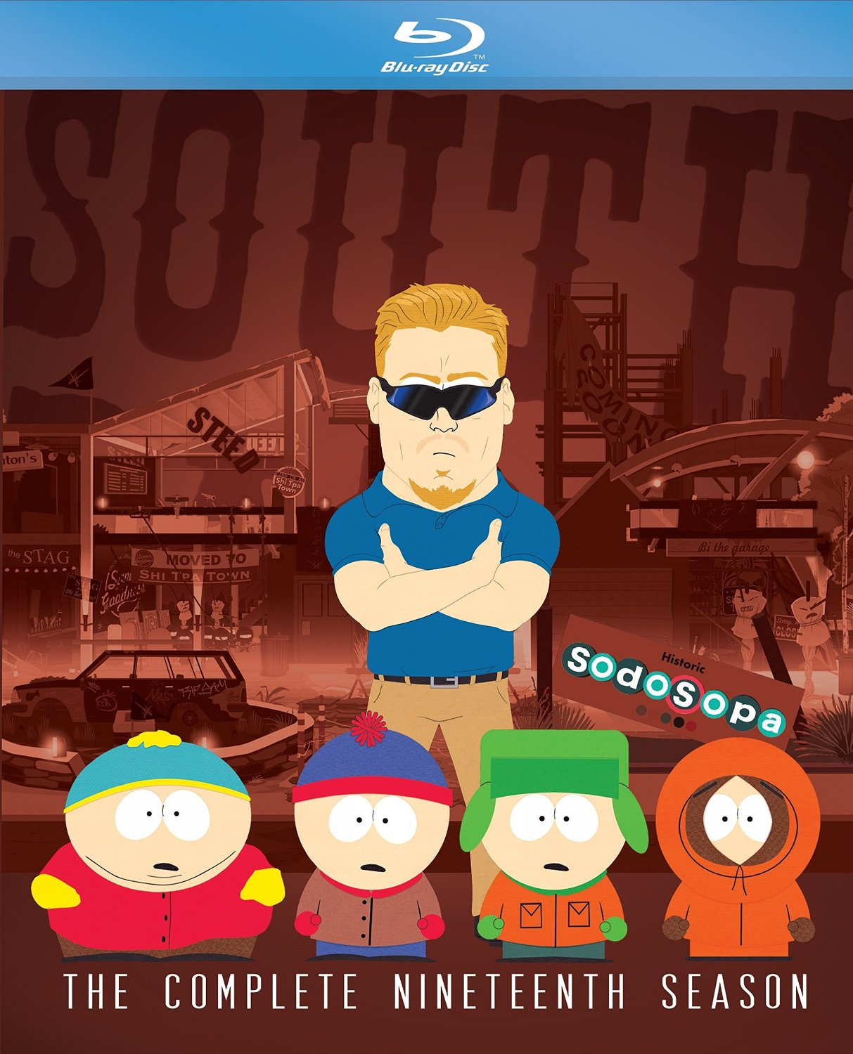 Anexo:19ª temporada de South Park