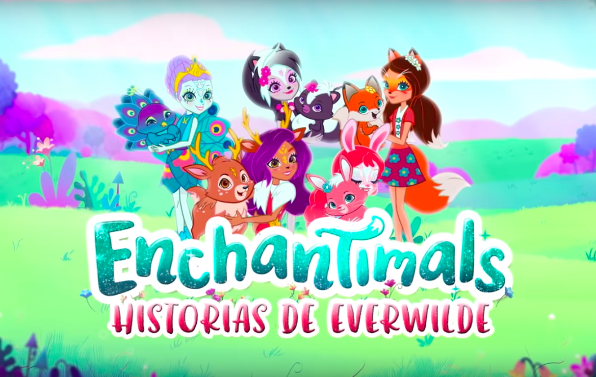 Enchantimals: Historias de Everwilde