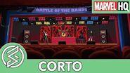 Marvel Rising La Batalla de las Bandas Parte 1