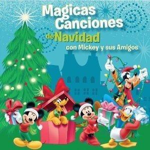 Mágicas Canciones de Navidad con Mickey y sus Amigos