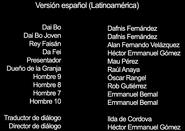 ScissorSeven Credits(ep. 13)