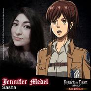Attack on Titan Las películas (Actores presentados 04)
