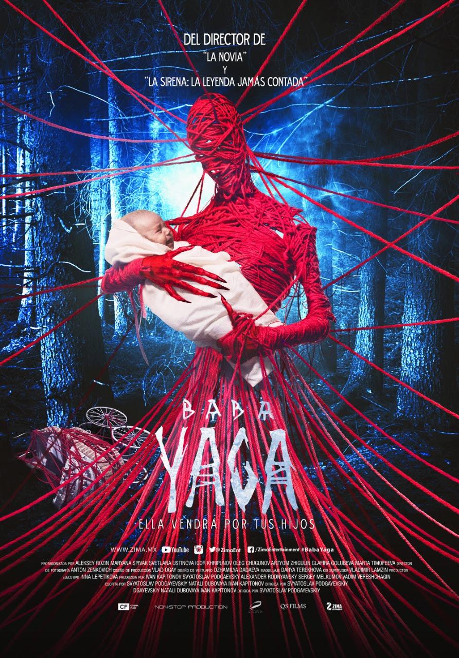 Baba Yaga: Terror en el bosque oscuro