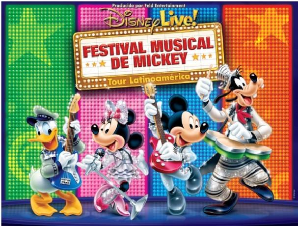 Disney Live!: Festival musical de Mickey