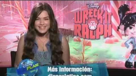 Disney planet de Ralph el demoledor 2