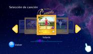 Just Dance Disney Party Versión NTSC Logo de Tinker Bell a Campanita