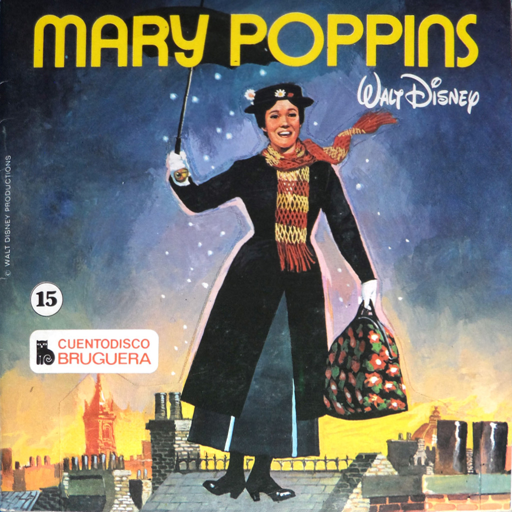 Mary Poppins (audio-cuento)