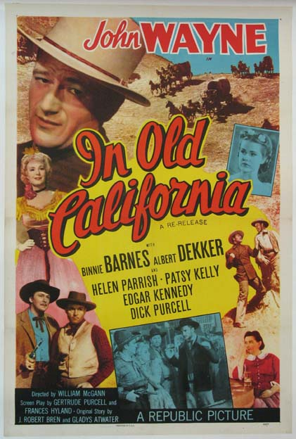 En el viejo California