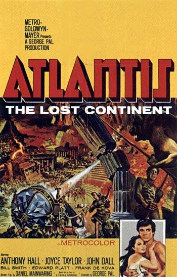 Atlántida: El continente perdido