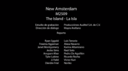 Créditos doblaje New Amsterdam (temp. 2 ep. 9)