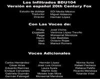 Doblaje Latino de The Americans (1ª Temp. - Cap. 5)