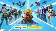 Fortnite Capítulo 2 Temporada 3 Trailer Español Latino