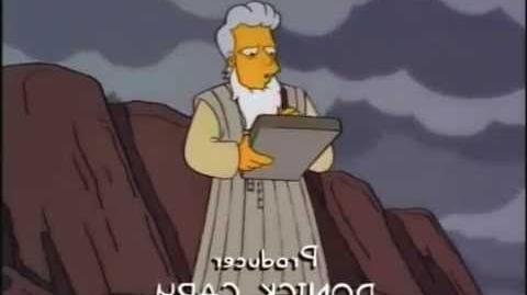 LOS SIMPSONS- NOE