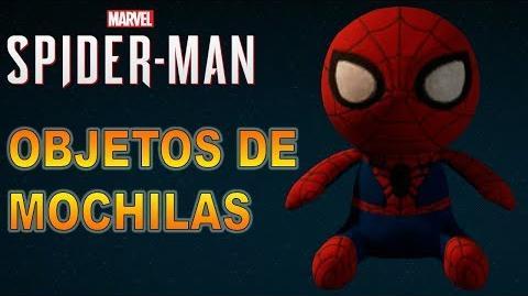 Spider-Man Todas las Mochilas Biografías Coleccionables Español Latino - PS4 Pro