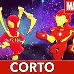 Aventuras de Súper Héroes de Marvel Inténtalo, te gustará
