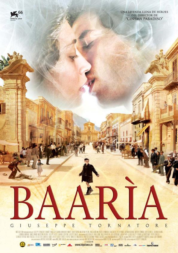 Baaria -Las puertas del viento