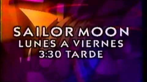 Compilado de Promos y Comerciales de Sailor Moon (TV Mexicana - 1996-1998)