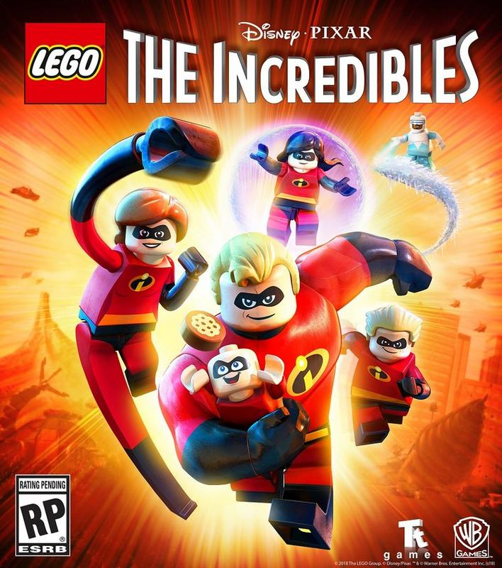 Aurum2000/Propuesta de Doblaje: LEGO The Incredibles