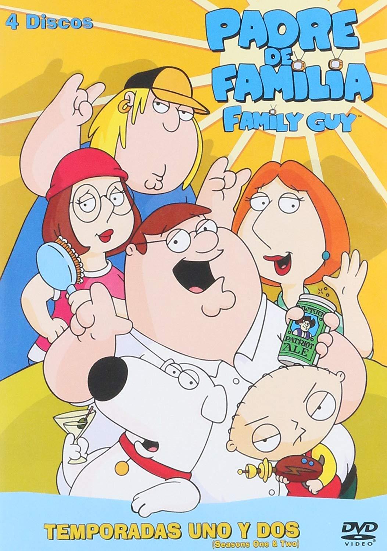 Anexo:2ª temporada de Padre de familia